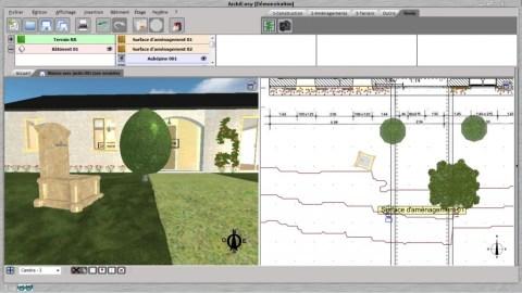 Logiciel jardin gratuit logiciels jardins le guide - Logiciel jardin 3d ...