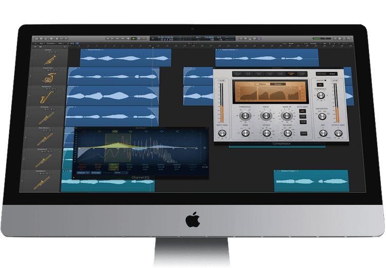 In Depth about The Nuts & Bolts of Logic Pro X