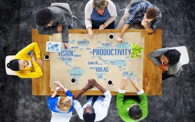 Enabling productivity through technology