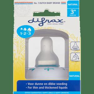 1-2-3 Ring Natural difrax speen