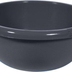 Curver Afwasbak – Rond – Ø 28 Cm – 4 Liter – Antraciet