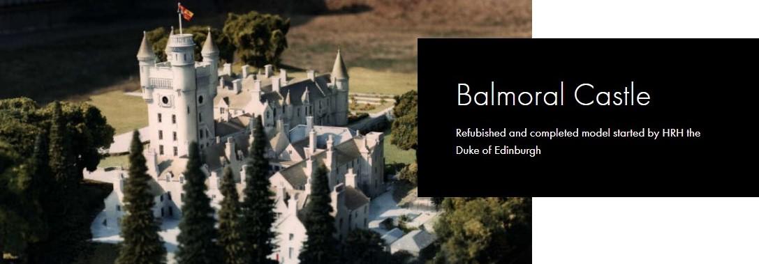 Scott Gleed - Balmoral-Castle