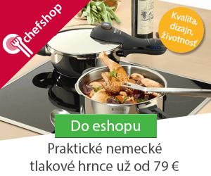 Tie najkvalitnejšie tlakové hrnce na Chefshop.sk