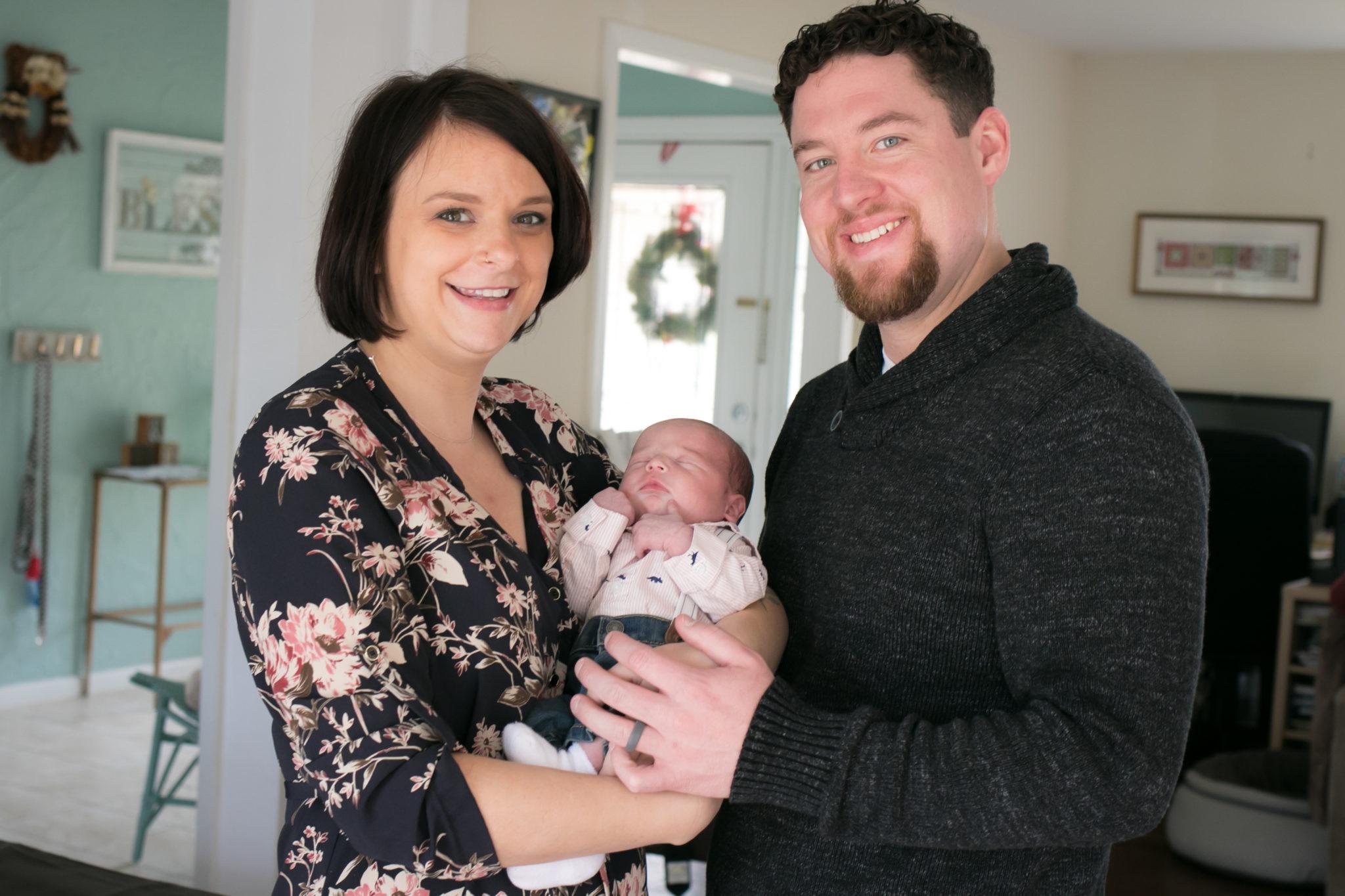 Lifetime Adoptive Parents Dustin and Dominique