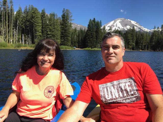 Lifetime Adoptive Parents Aaron and Ana