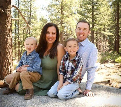 Lifetime Adoptive Parents Adam and Alena
