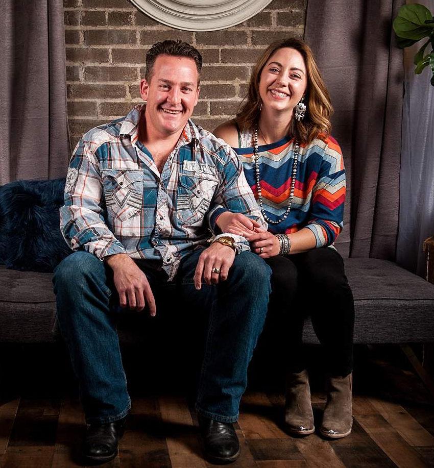 Lifetime Adoptive Parents Justin and Becca