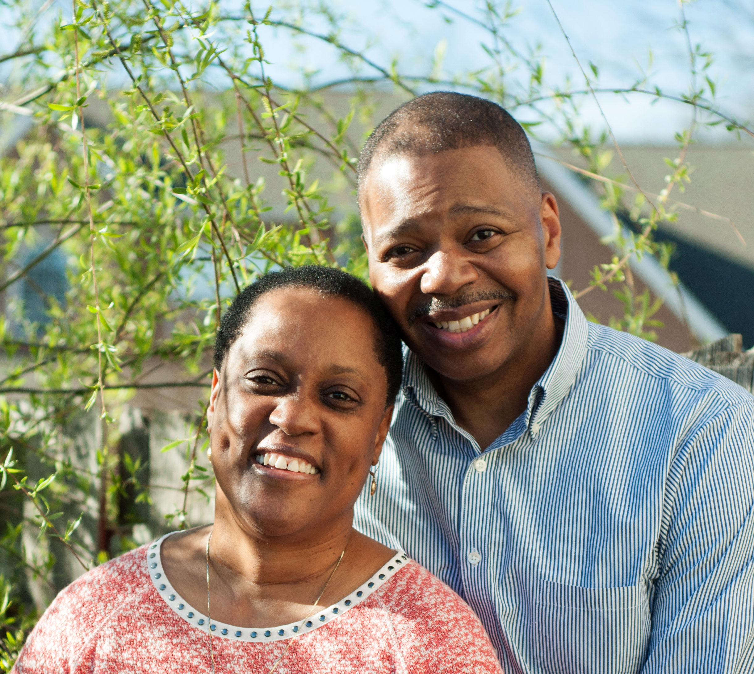 Lifetime Adoptive Parents Randall and Joanne