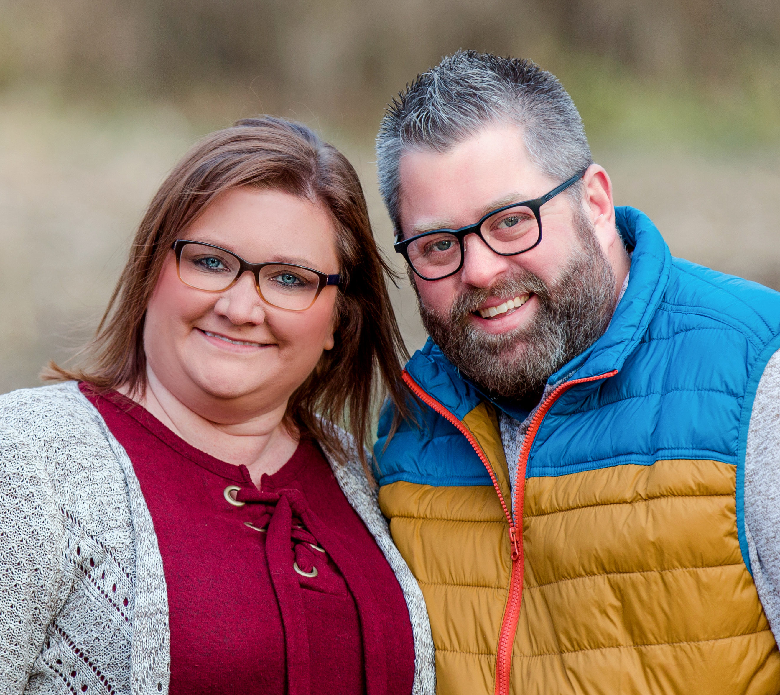Lifetime Adoptive Parents Aaron and Tiffany