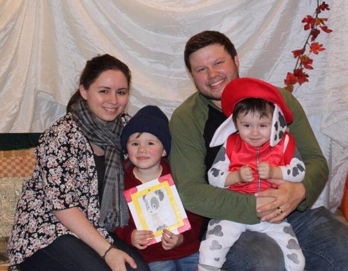 Lifetime Adoptive Parents Luke and Rachel
