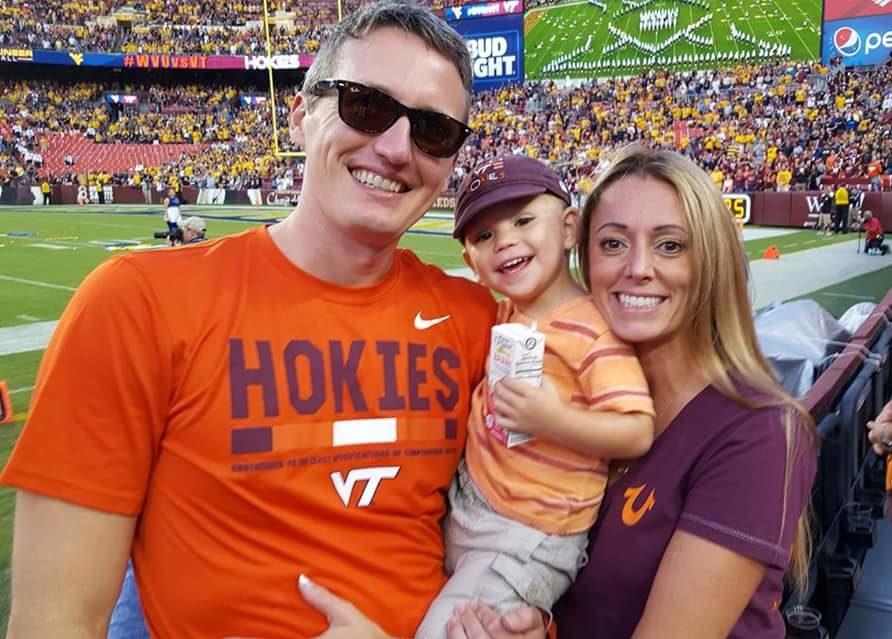 Lifetime Adoptive Parents Tom and Megan