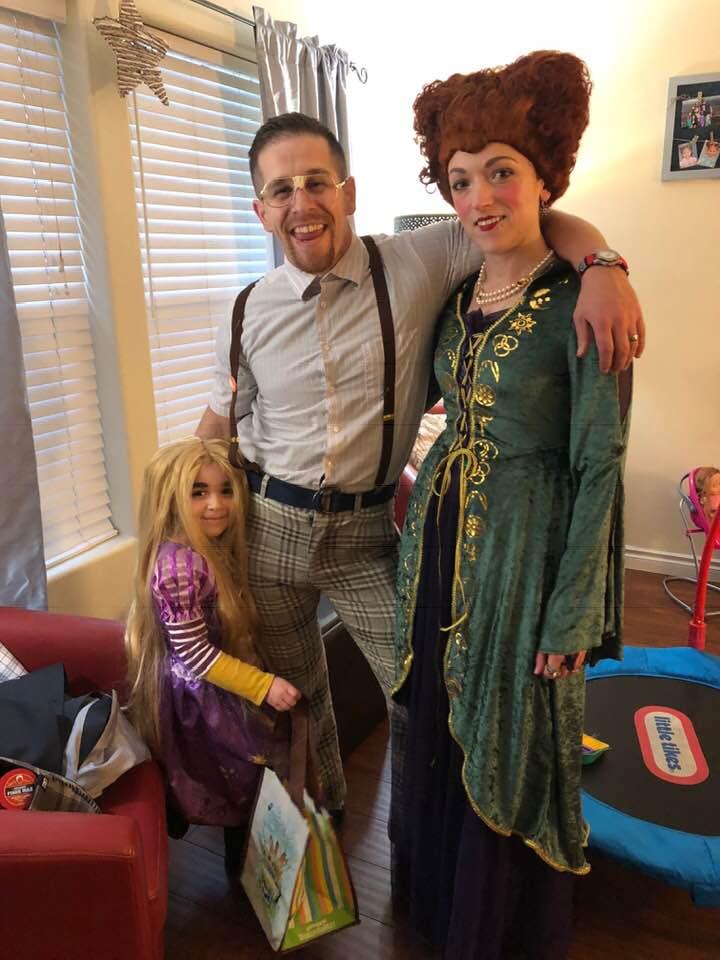 Lifetime Adoptive Parents Matt and Nikki