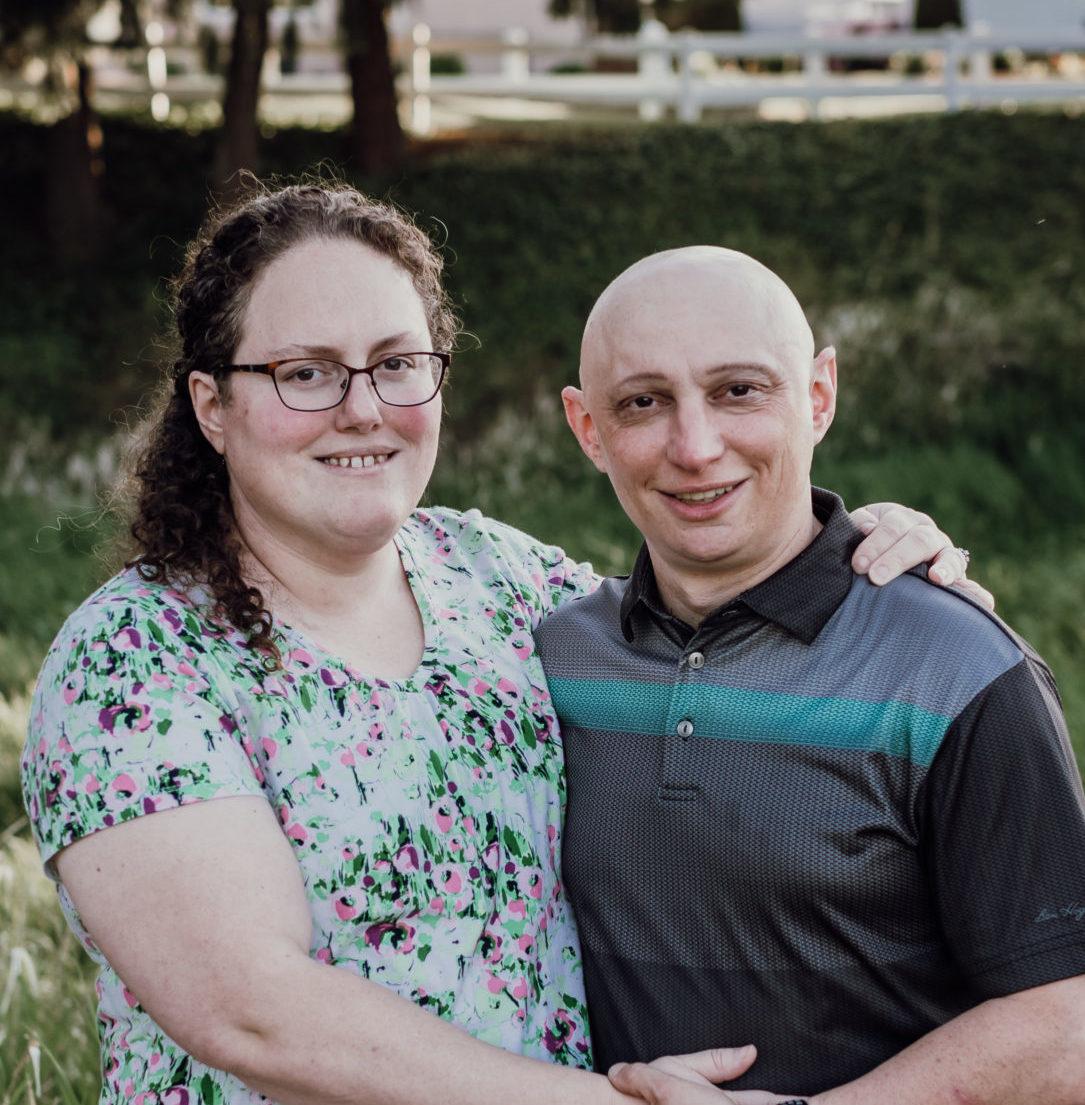 Lifetime Adoptive Parents Thomas and Melina