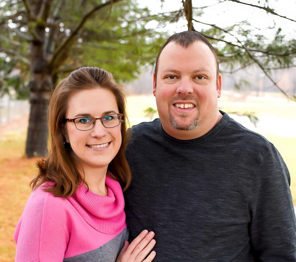 Lifetime Adoptive Parents Thomas and Sherie