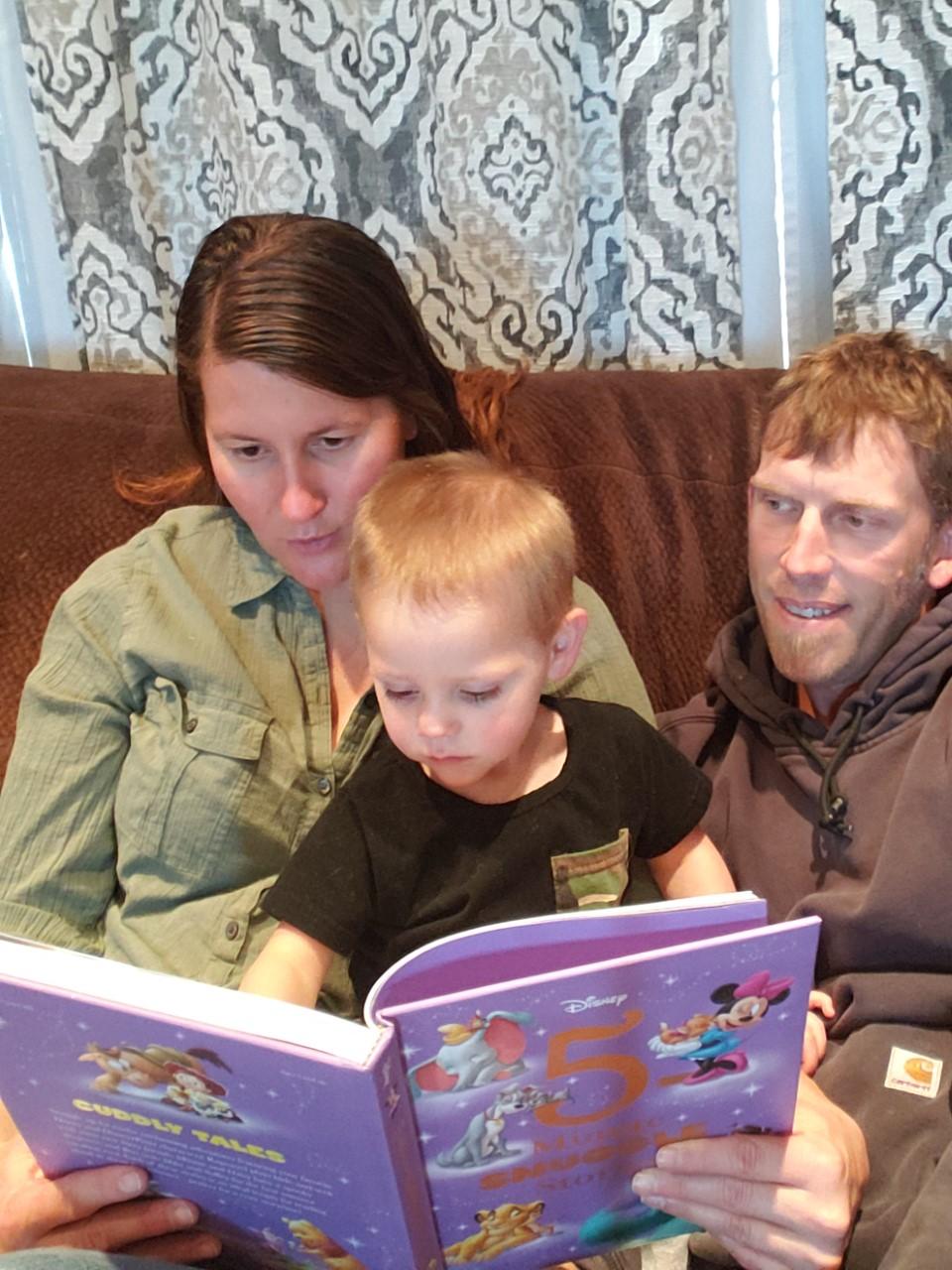Lifetime Adoptive Parents Brandon and Megan