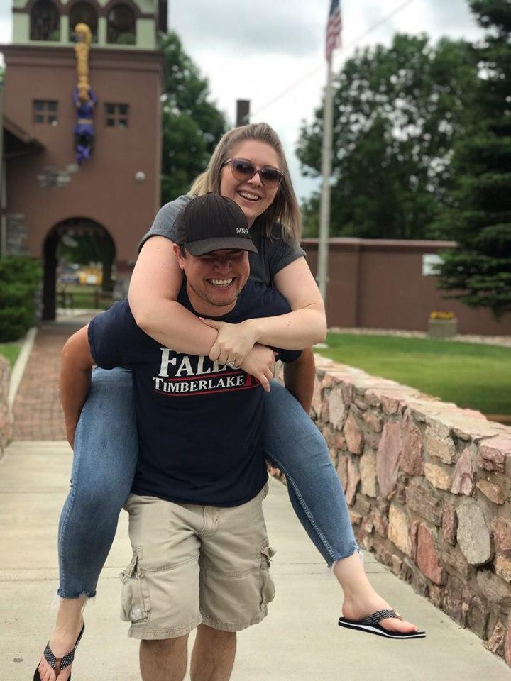 Lifetime Adoptive Parents Paul and Rachel
