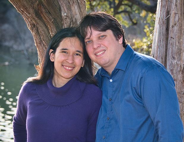 Lifetime Adoptive Parents Brad and Lillian