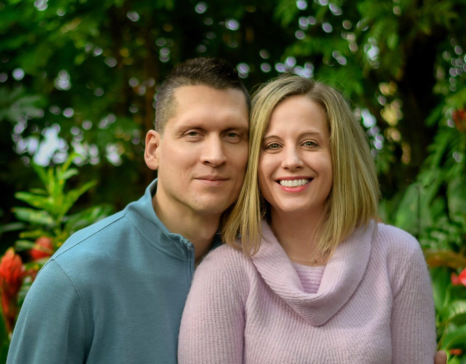 Lifetime Adoptive Parents Jon and Shannon