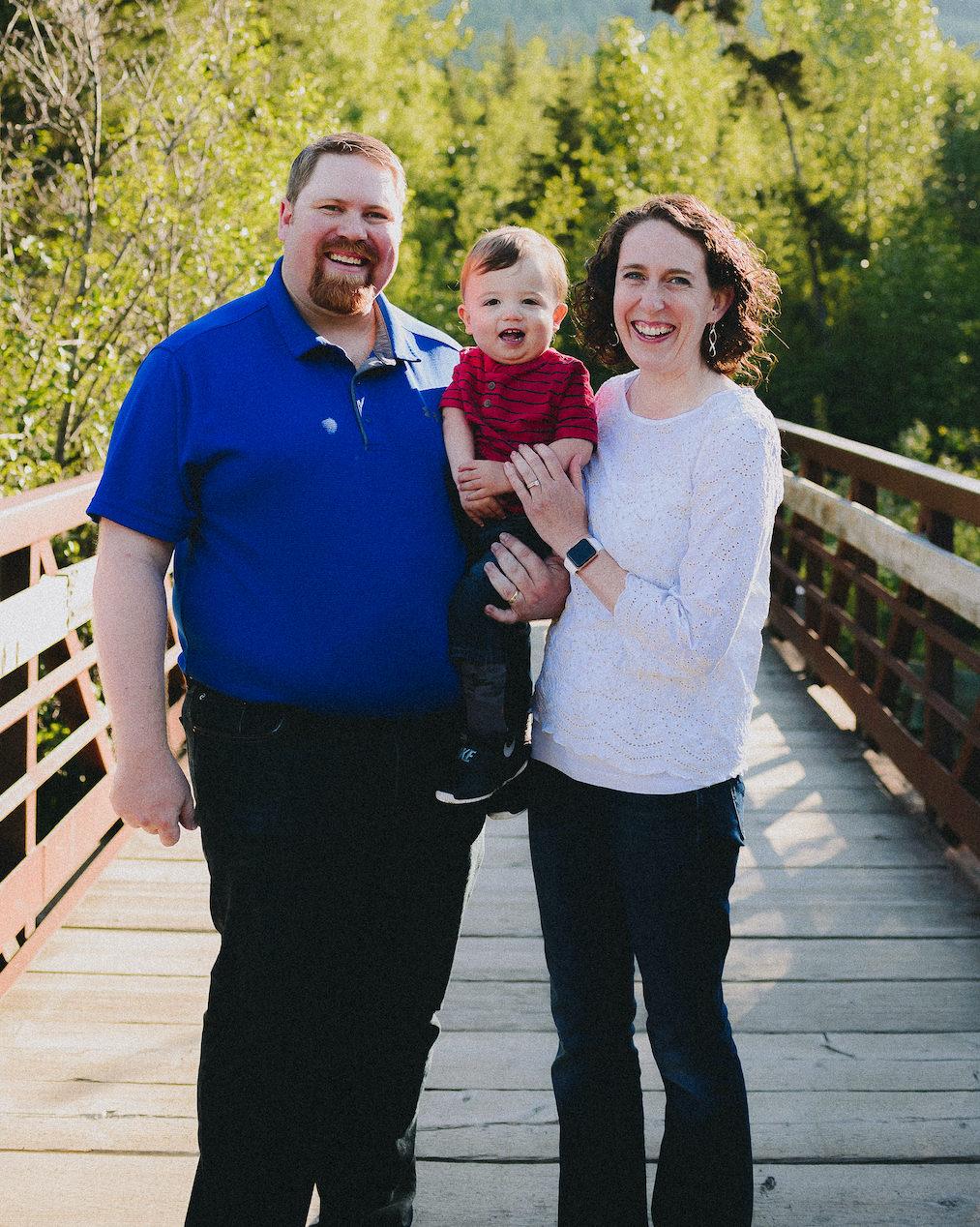 Lifetime Adoptive Parents Derrick and Jenny