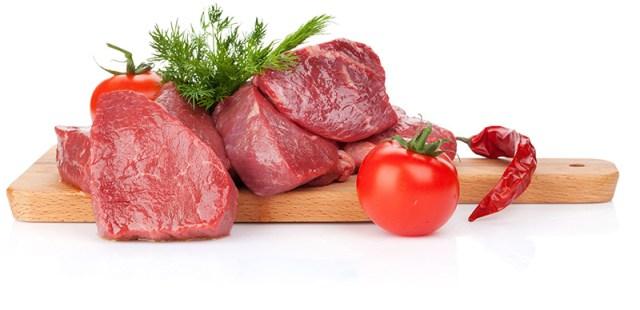 """Thịt đỏ được xếp vào top những thực phẩm người bị gan nhiễm mỡ nên """"xóa bỏ"""" khỏi thực đơn"""