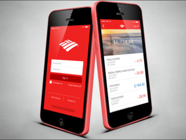 Bank Of America Mobile App