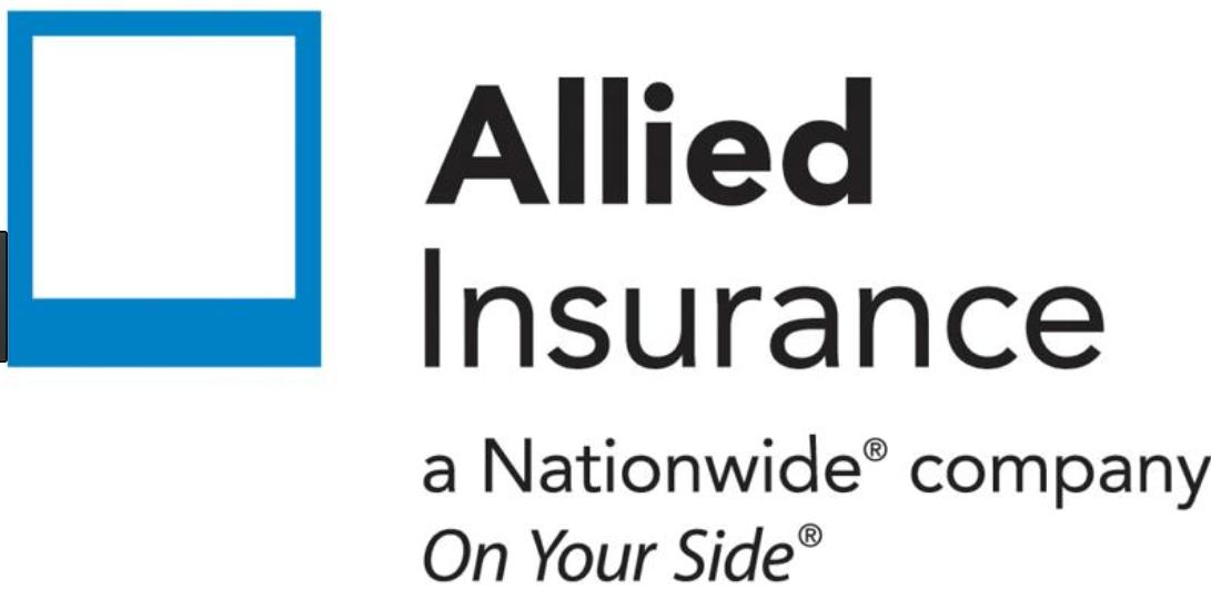 Allied Insurance Agent Login