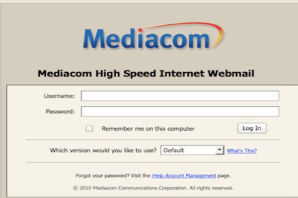 Mediacomemail
