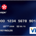 Chevron Texaco Credit Card Login Online Advantages