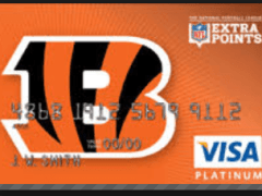 Cincinnati Bengals Extra Points Credit Card Login Online