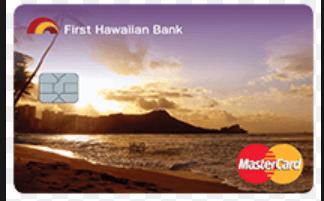 First Hawaiian Bank Heritage Card