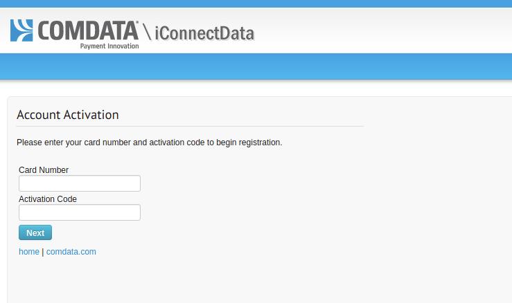 cardholder comdata com - IconnectData Comdata Login - Login Helps