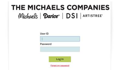 Michaels SSO Logo