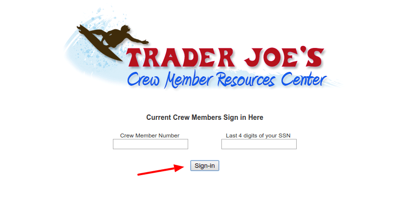 Trader Joe s Crew Member Login