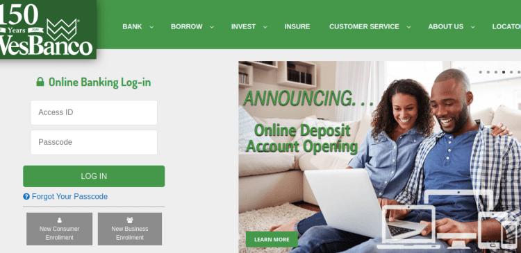 WesBanco Bank Login