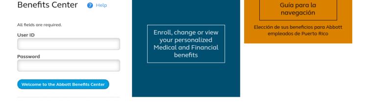 Abbott Employee Benefit Logo