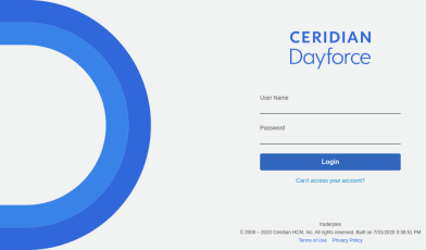 Dayforce Login