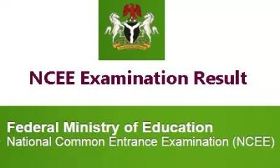 NCEE Result 2018