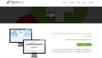 Parentmail login portal