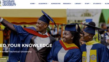 Takoradi technical University - TTU Student Login Portal