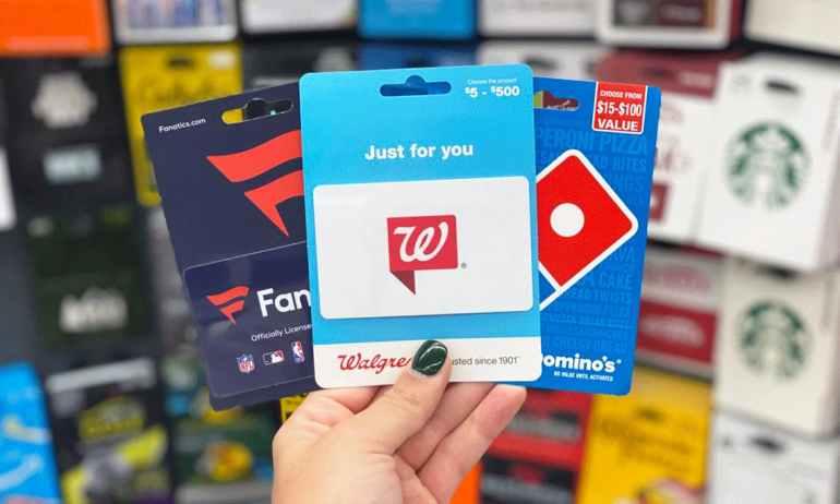 Walgreens Gift Card Balance