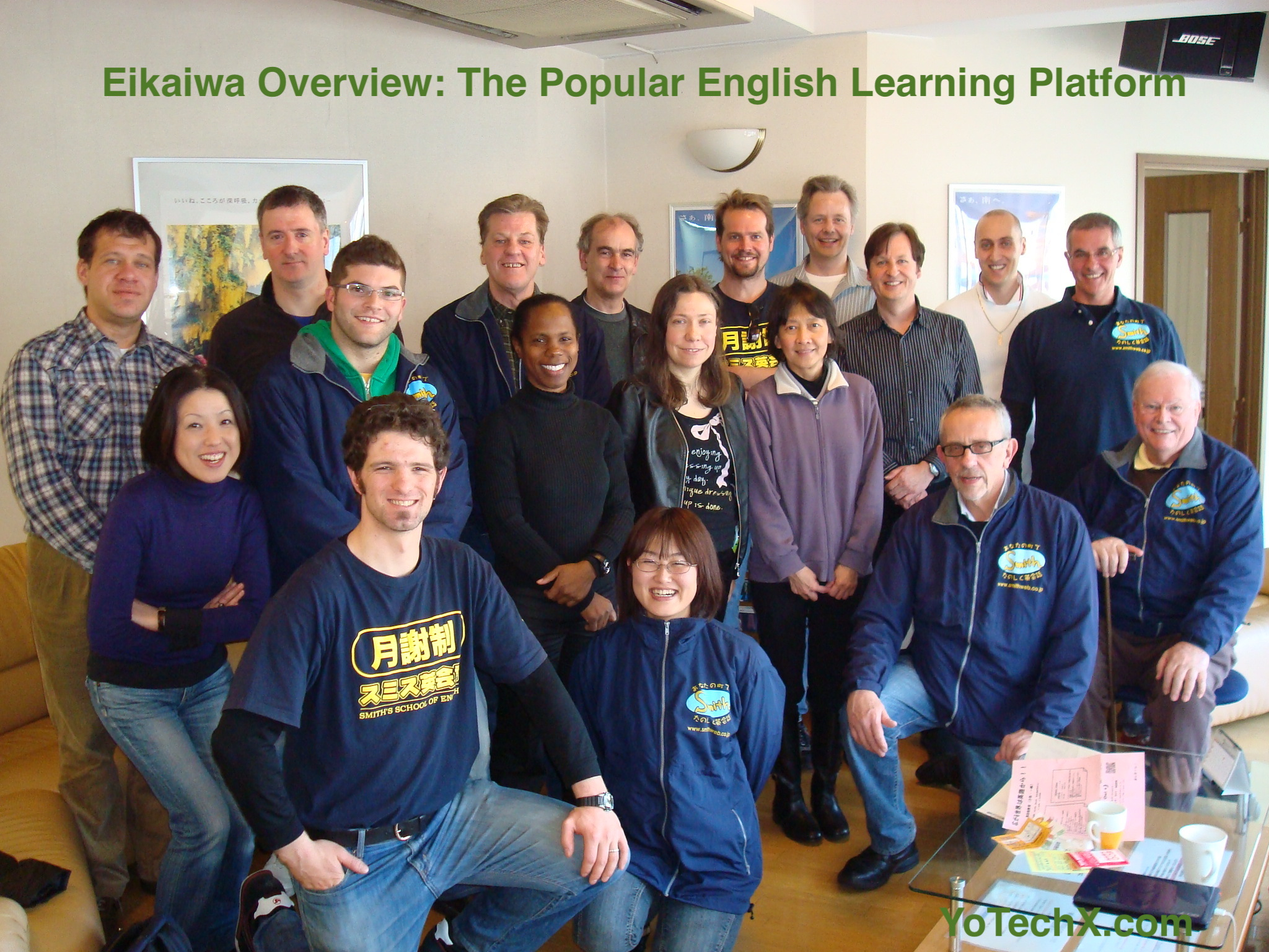 Eikaiwa Overview: All You Need To Know About The Popular English Learning Platform