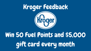KrogerFeedback: Login To Participate On The Survey At www.krogerfeedback.com