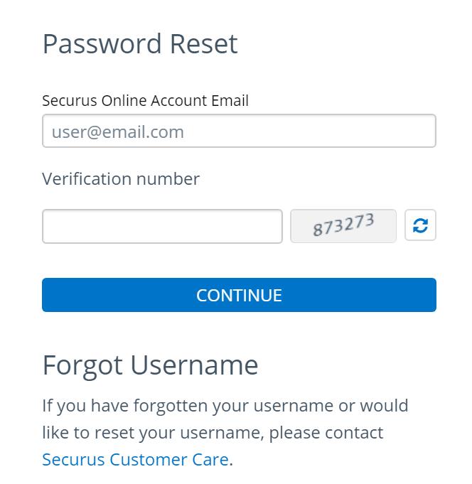 Securus Account Password Reset | logintips.net