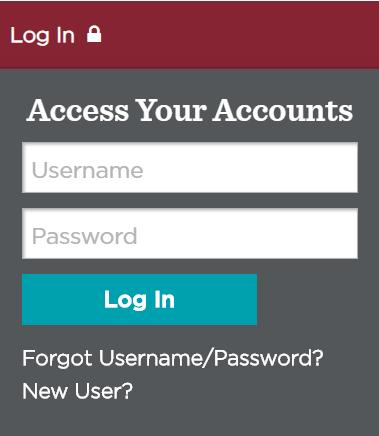 Affinity Federal Credit card account login | logintips.net