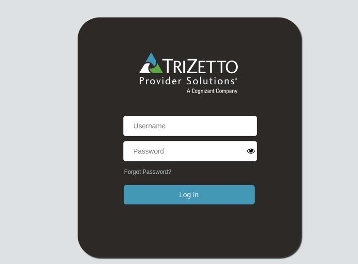trizetto gateway login