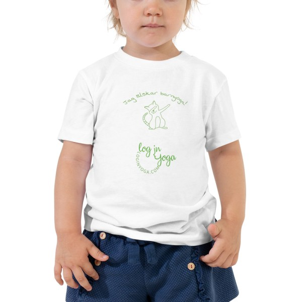 Barnyoga T-shirt, cat t-shirt