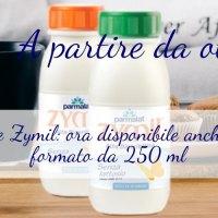 Latte Zymil: nuovo formato da 250 ml