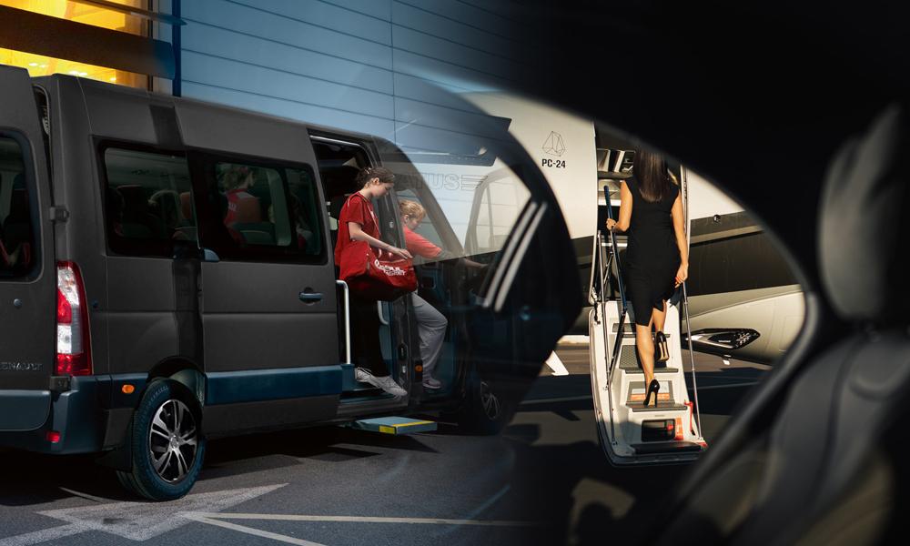 Benefícios do Aluguel de Van no Transporte Empresarial