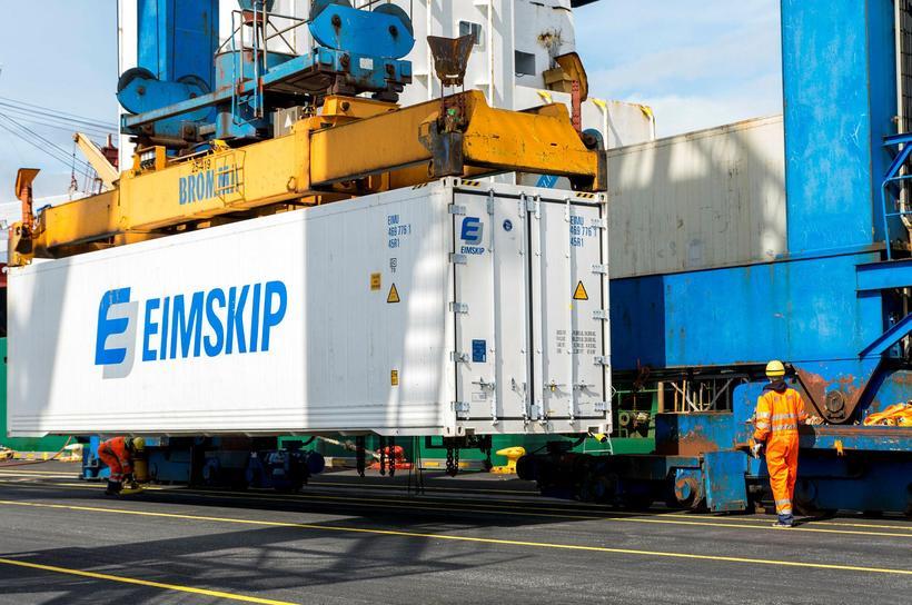 Eimskip Container