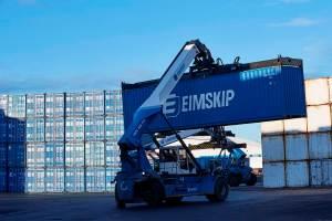 Eimskip 40 feet container